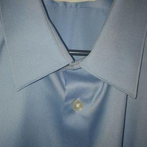 Calvin Klein Slim Fit Button Down Collared Shirt